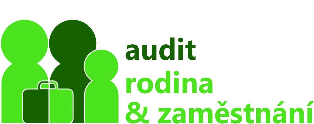 Audit rodina a změstnání